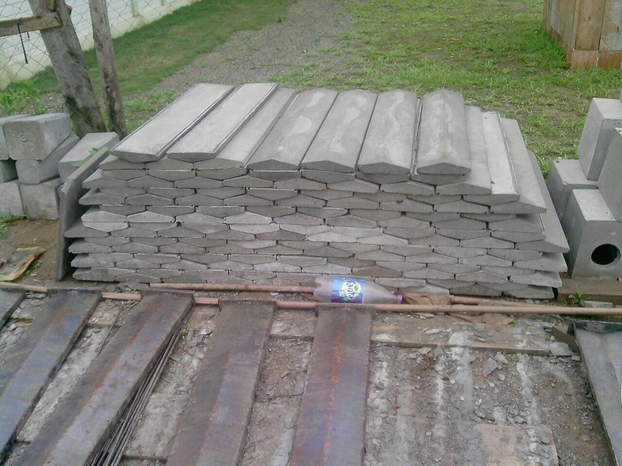 Capa de muro de concreto