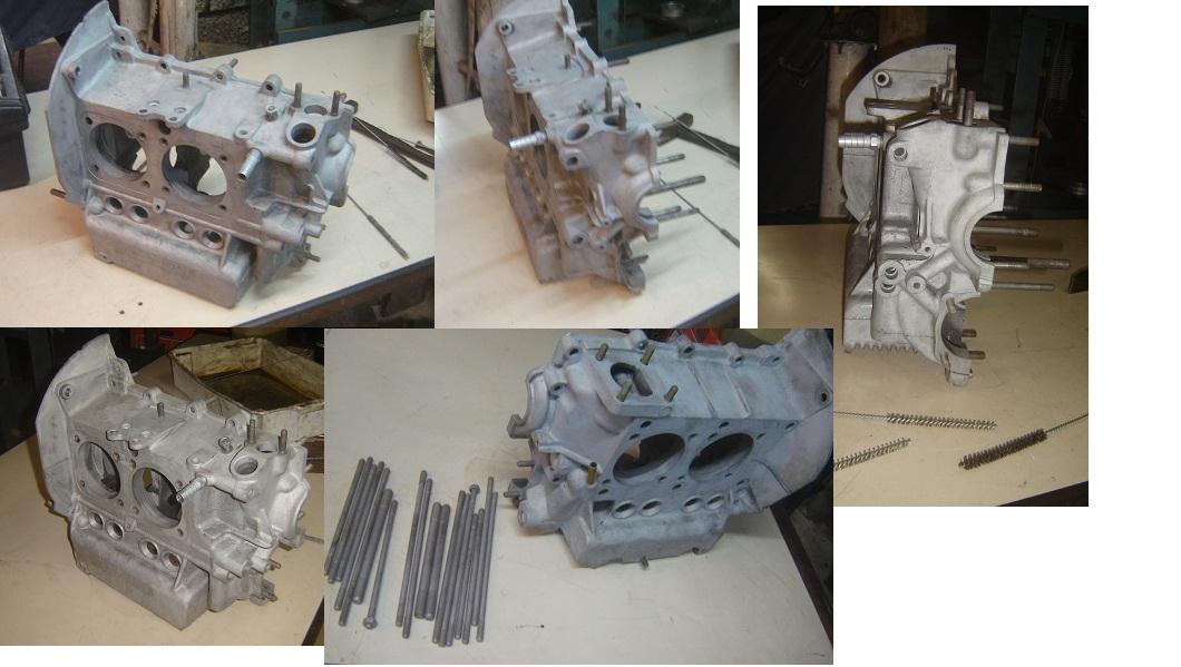 Preparação de motores a AR
