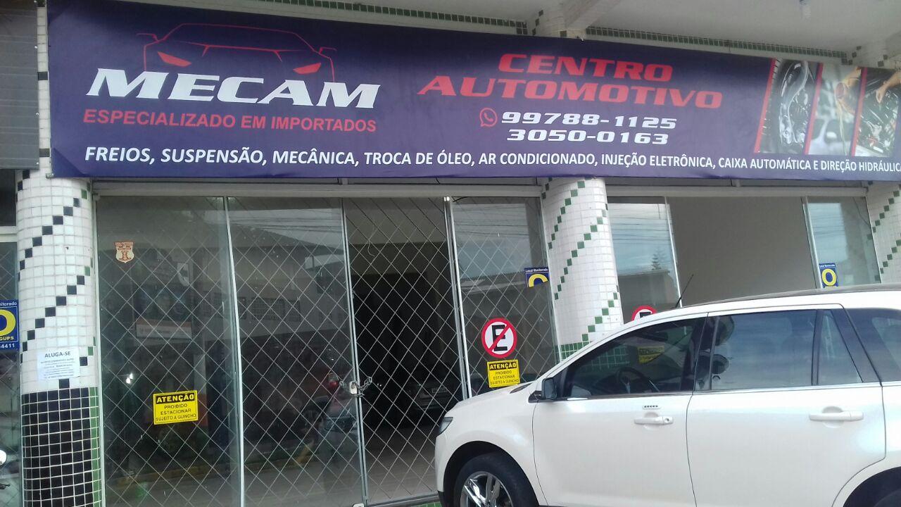 Mecam Mecânica Balneário Camboriú SC
