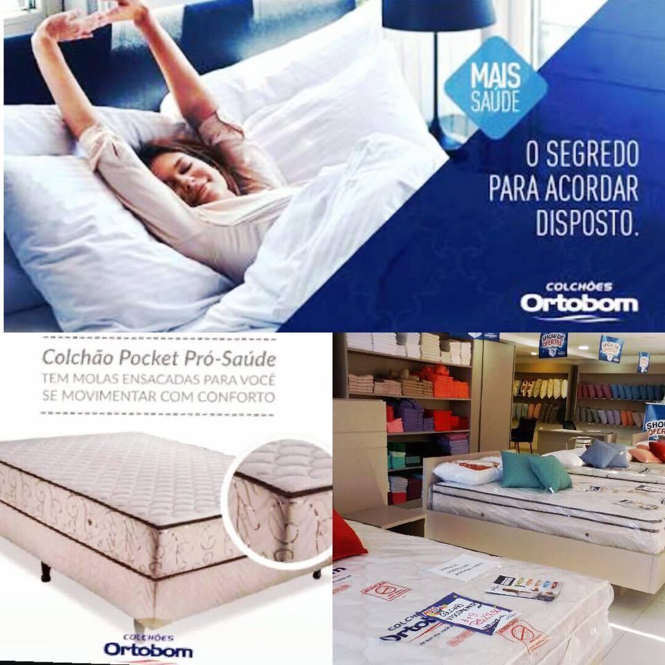 Colchões Ortobom - Colchão, box,   Balneário Camboriú - SC - (47) 3264-8206